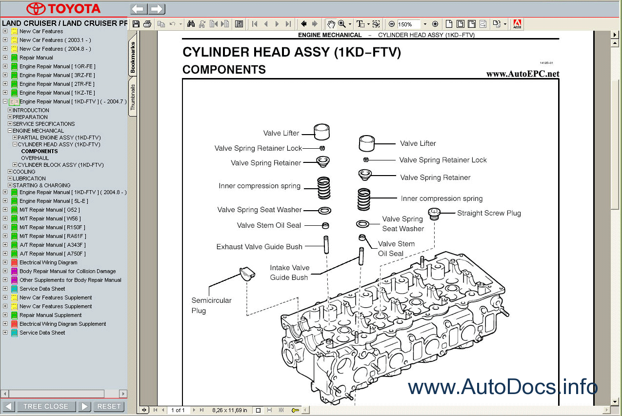 Toyota Prado Repair Manual Free Download Cleversip
